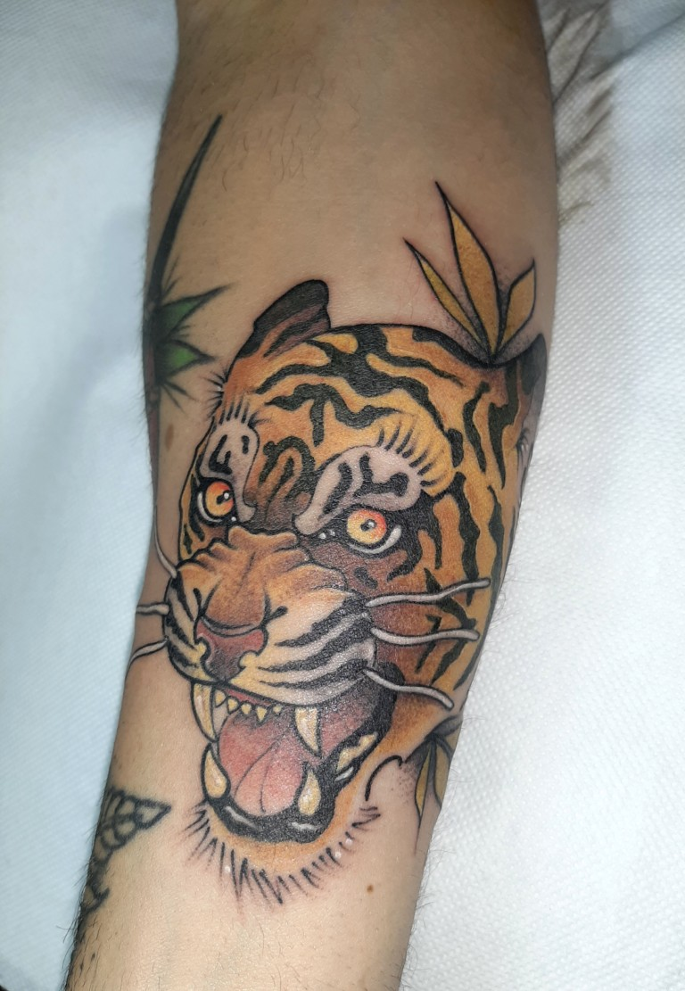 Tatuaggi, Trucco permanente e Piercing a Fiumicino - Wild Ink
